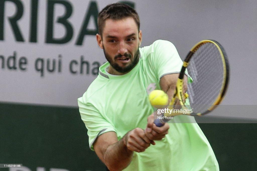 FRA: ROLAND GARROS - Qualifying Men's Singles - 1st round