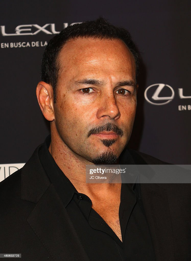 Former WWE westler Chavo Guerrero Jr. attends Sabor de Lujo at Vida Lexus event celebrating latino culture in Los Angeles at Sofitel Hotel on March 25, 2014 in Los Angeles, California.