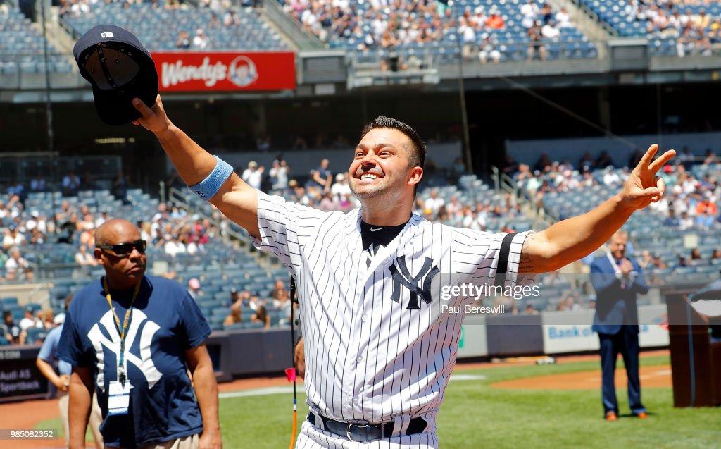 Tampa Bay Rays vs New York Yankees : News Photo