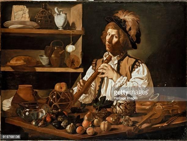 Formerly attributed to Louis Finson. Artist Cecco del Caravaggio.