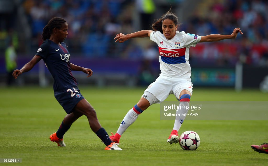 Lyon v Paris Saint Germain - UEFA Women's Champions League Final : Photo d'actualité