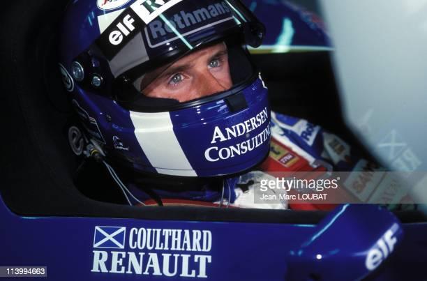 Formula 1: Grand Prix in Adelaide, Australia in November 1995.