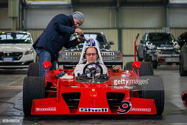 Formula 1 Historic Challenge with Ferrari 312 B3 Jacky Icks during the 40th edition of the Bologna Motorshow welcomed in its booth exhibitors from...