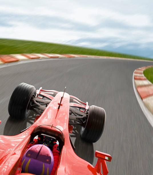 Formula 1 Racecar Wall Art