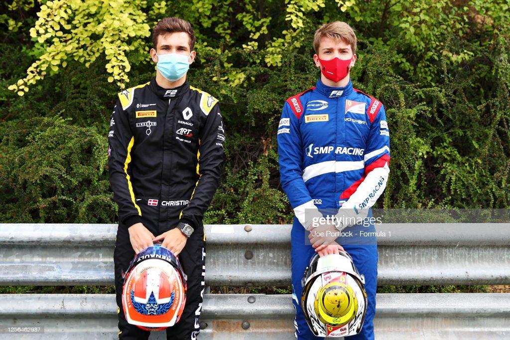 Formula 2 Championship - Round 3:Budapest - Previews : ニュース写真