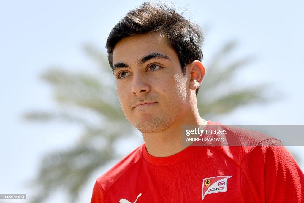 AUTO-F1-PRIX-BAHRAIN : News Photo