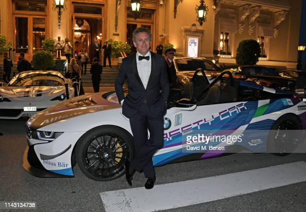 Formula E CEO Alejandro Agag attends The ABB FIA Formula E 2019 Monaco EPrix 'Casino Royale' Black Tie Event at Casino de MonteCarlo on May 11 2019...