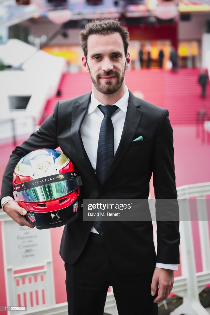 "FRA: Formula E Champion Jean-Eric Vergne Drives The Gen2 Car Along La Croisette Ahead Of The Premiere Of ""And We Go Green"" In Cannes"