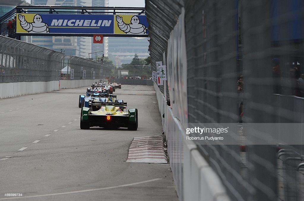 Formula E Championship - Putrajaya : News Photo