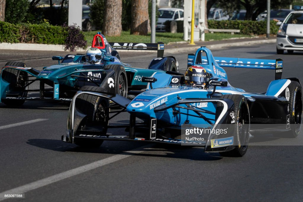 Formula E World Championship Race in Rome