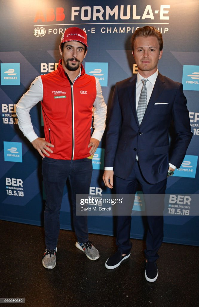 ABB Formula E Dinner In Berlin Ahead Of The BMW i Berlin E-Prix