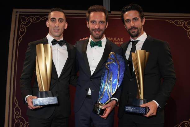 NY: 2018/19 ABB FIA Formula E Championship Awards Dinner In New York City