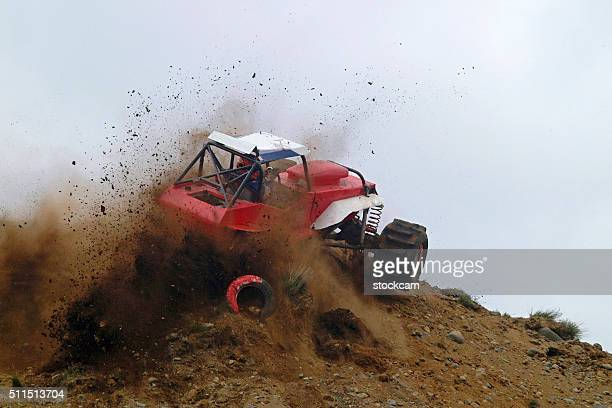 Formula Offroad rally car, Iceland