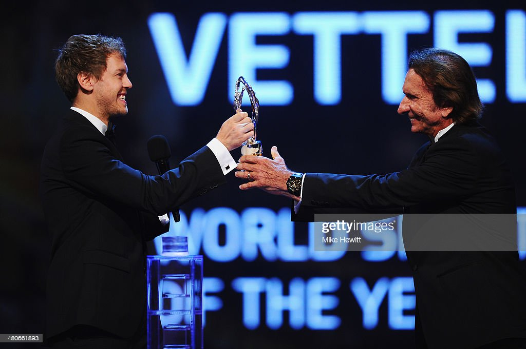 Show - 2014 Laureus World Sports Awards