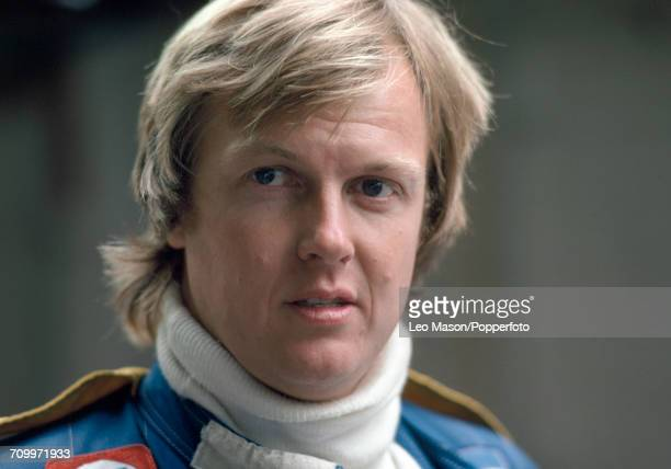 Formula One racing driver Ronnie Peterson of Sweden posed circa 1978