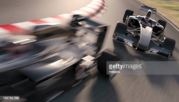 formula one racing - grand prix motor racing stock pictures, royalty-free photos & images