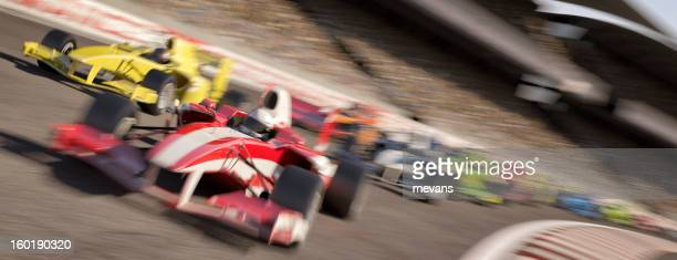 formula one type racing - motorsport stock pictures, royalty-free photos & images