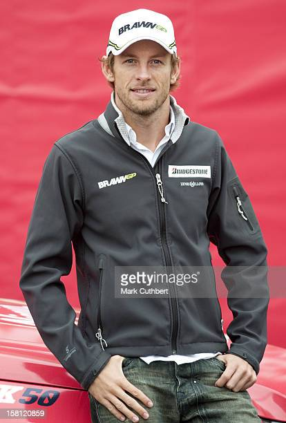 Formula One World Champion Jenson Button Launches Virgin Media'S New High Speed 50Mb Broadband And Speedweek50 To Celebrate Their New F1 Sponsorship...