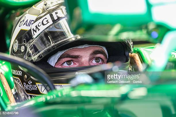 Formula One World Championship 2013, Grand Prix Santander of Germany, #21 Giedo van der Garde of the Caterham F1 team in action on Friday July 5th,...
