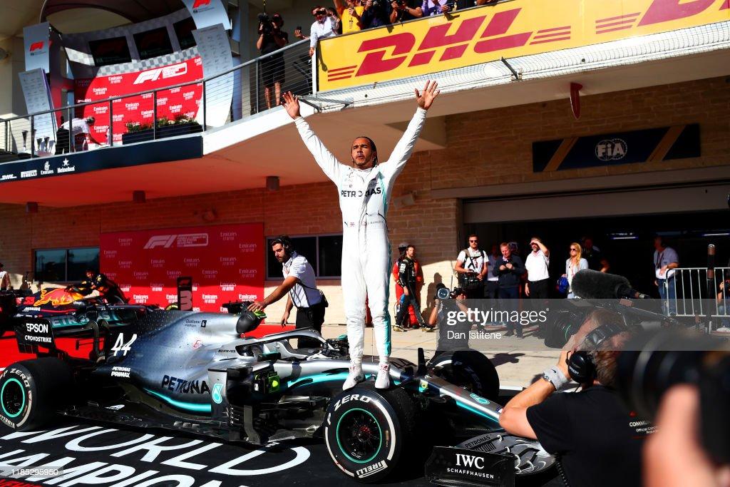 F1 Grand Prix of USA : ニュース写真
