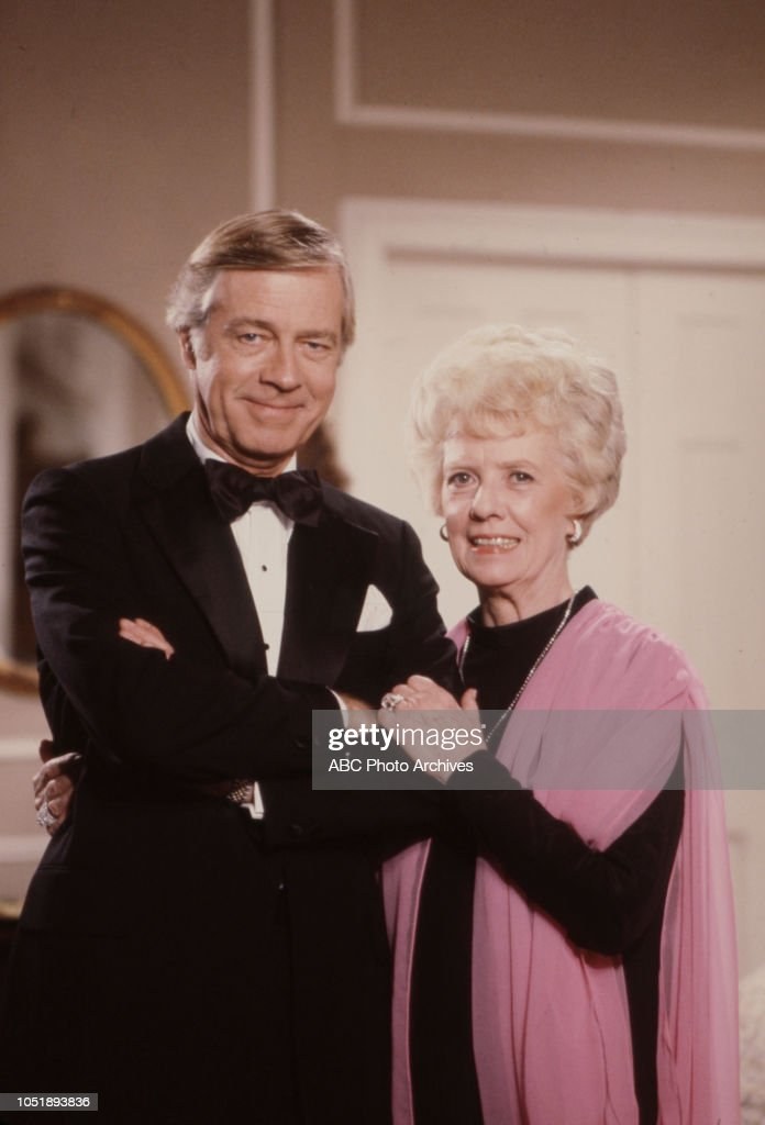 Forrest Compton Lois Kibbee Appearing On The Soap Opera Edge Of
