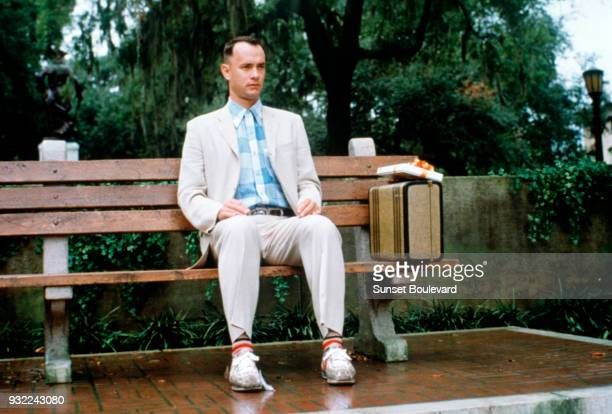 'Forrest Gump' 1994 directed by Robert Zemeckis
