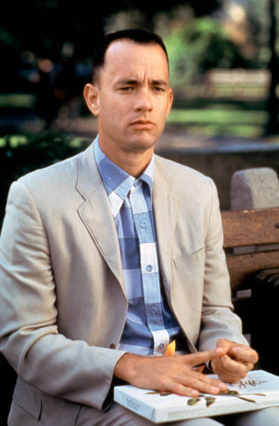 'Forrest Gump' 1994 directed by Robert Zemeckis.