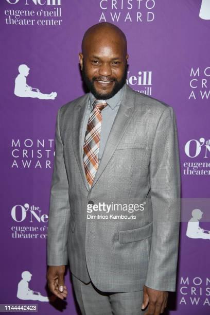Forrest McClendon attends 19th Annual Monte Cristo Awardat Edison Ballroom on April 22 2019 in New York City