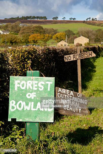 Forrest of Bowland Welcome