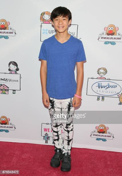 Forrest Wheeler attends Zimmer Children's Museum Event on April 30 2017 in Los Angeles California