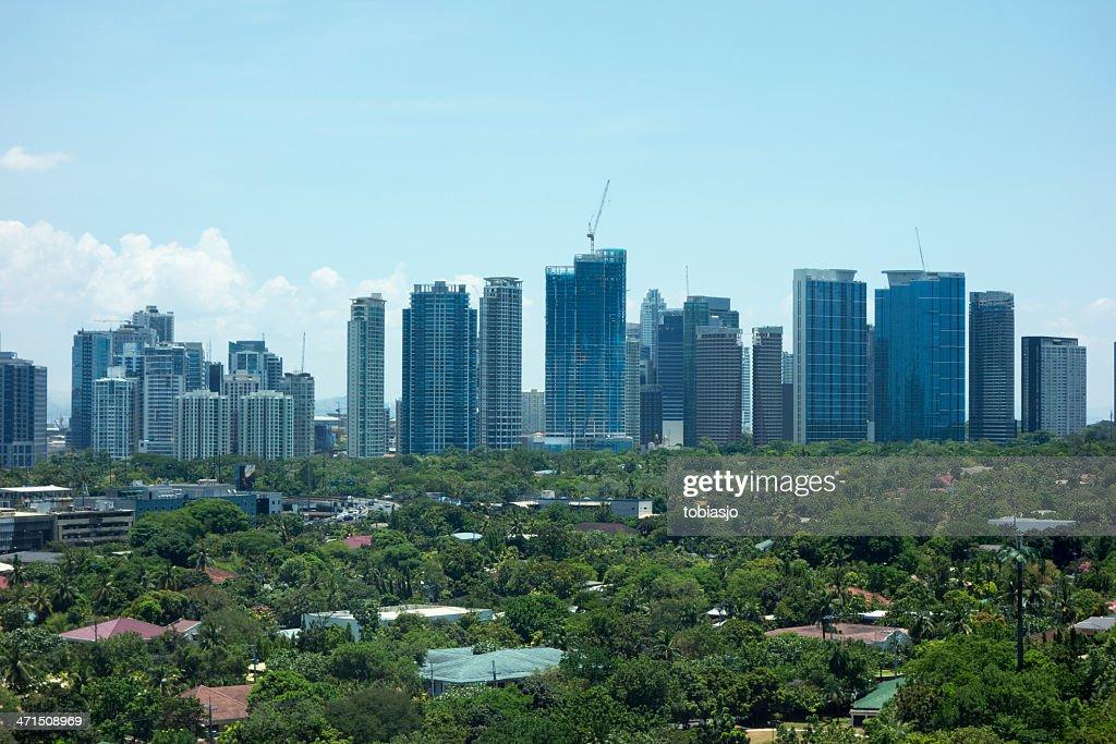Fort Bonifacio, Metro Manila, Philippines : Stock Photo