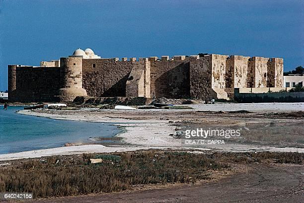 Fort Borj El Kebir or Borj El Ghazi Mustafa Djerba Tunisia 15th century