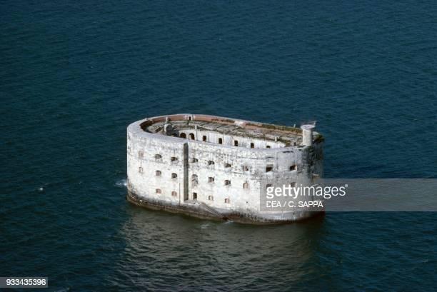 Fort Boyard AquitaineLimousinPoitouCharentes France 17th19th century