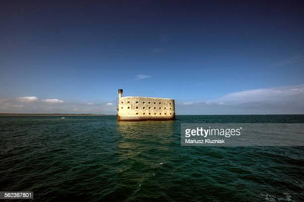 Fort Boyard built by Napoleon Bonaparte
