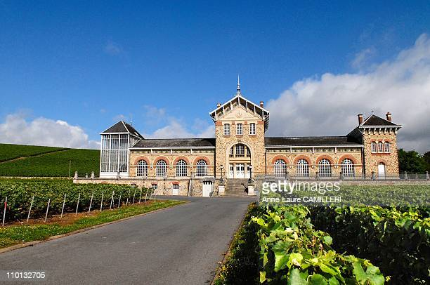 Fort Chabrol first school of viticulture in 1899 and created a symbol of the fight against phylloxera in the late nineteenth century the house Moet...