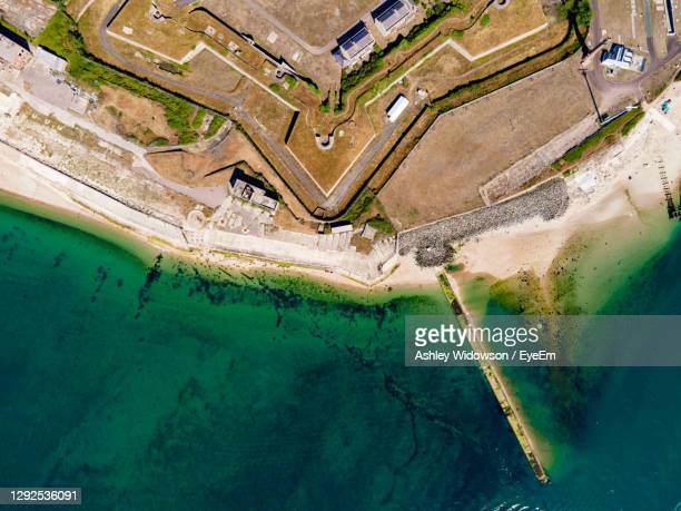 fort cumberland - portsmouth england stock pictures, royalty-free photos & images