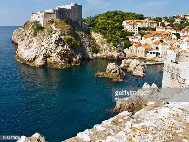 Fort, Dubrovnik, Dalmatia, Croatia
