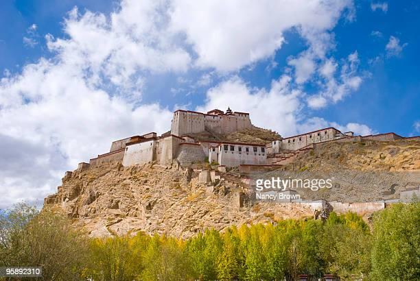 Fort Dzong in Gyantse Tibet China