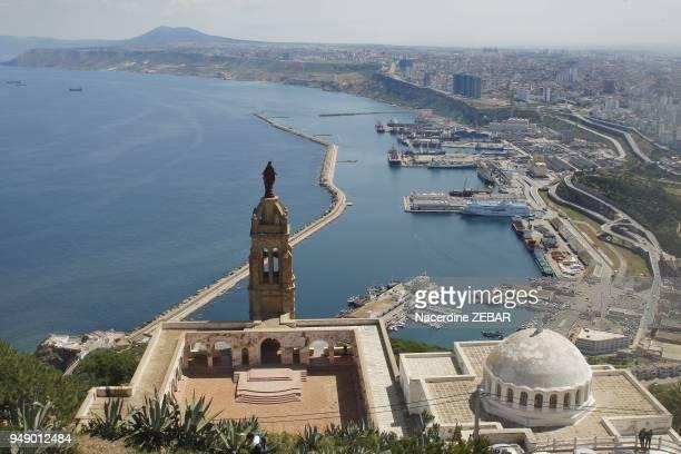 Fort et Chapelle Santa Cruz, Oran, Algerie.