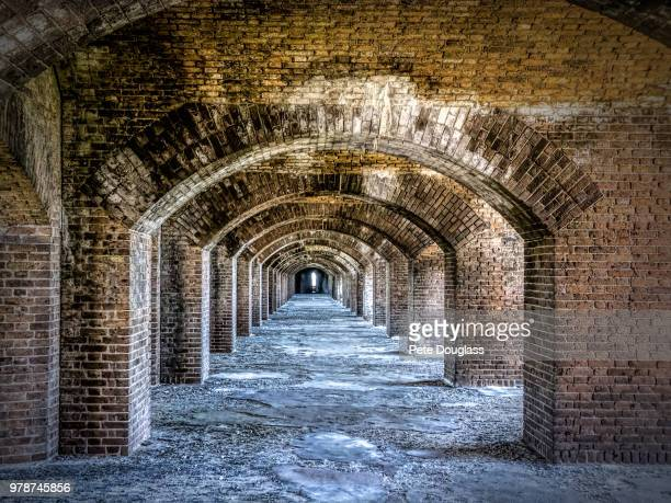 fort jefferson, dry tortugas - dry tortugas stock pictures, royalty-free photos & images