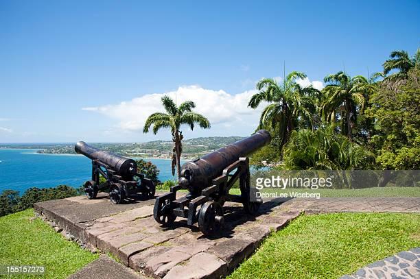 Fort King George Series Tobago