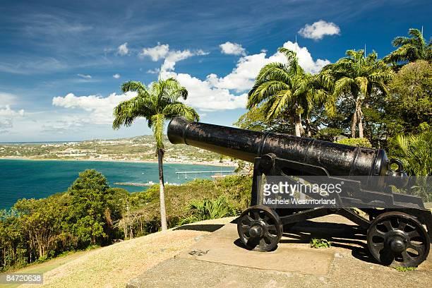 Fort King George, Tobago