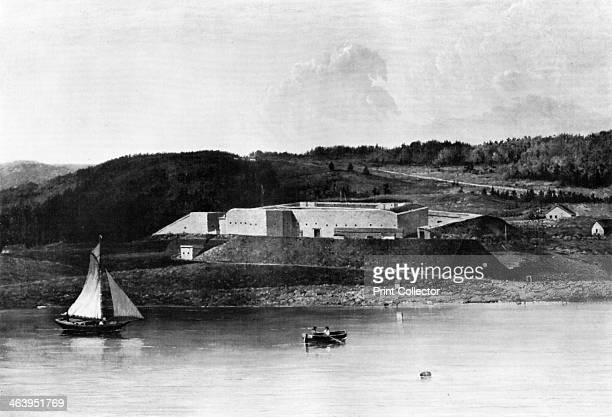 'Fort Knox Maine' 18701875