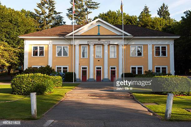 Fort Langley, community hall