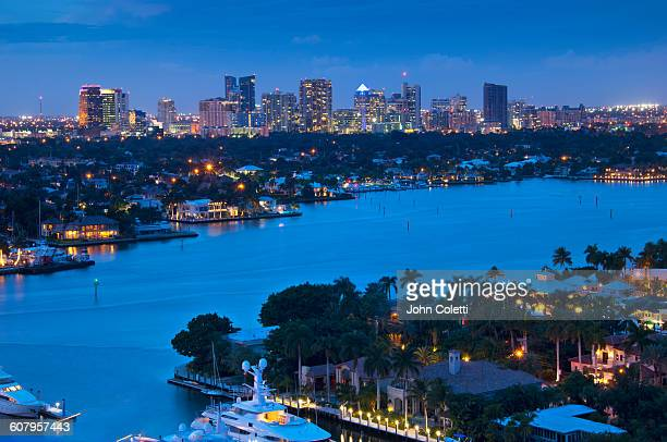 fort lauderdale, florida - fort lauderdale stock pictures, royalty-free photos & images