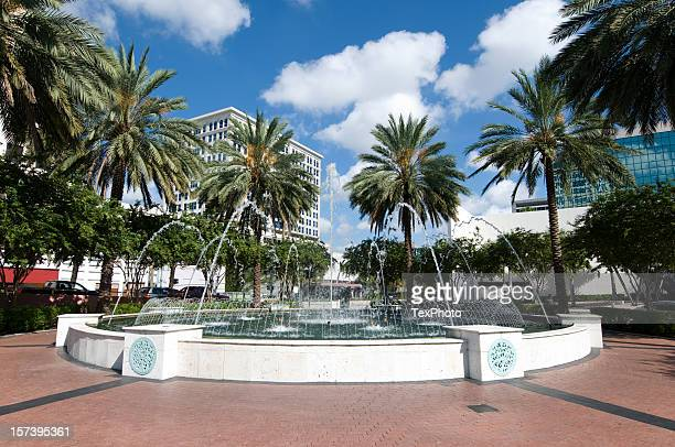 Fort Lauderdale Fountain