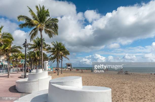 fort lauderdale - sunrise fort lauderdale stock pictures, royalty-free photos & images