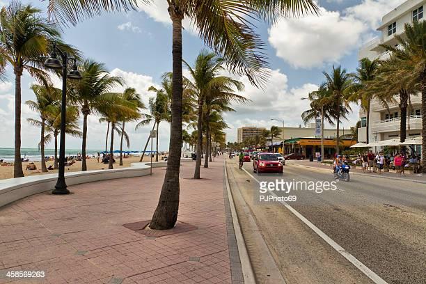 Fort Lauderdale - The promenade