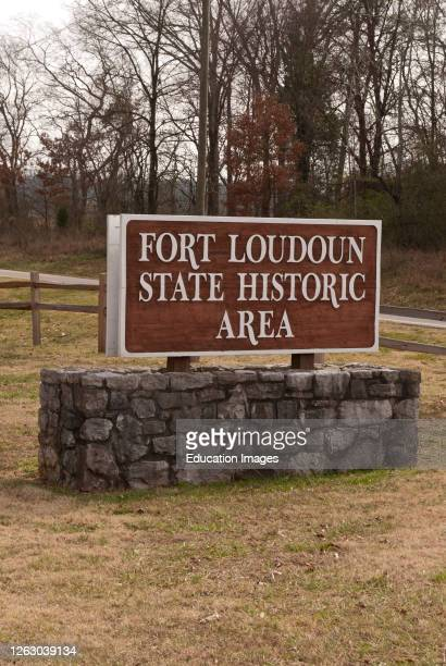 Fort Loudon State Historic Area A Tennessee attraction