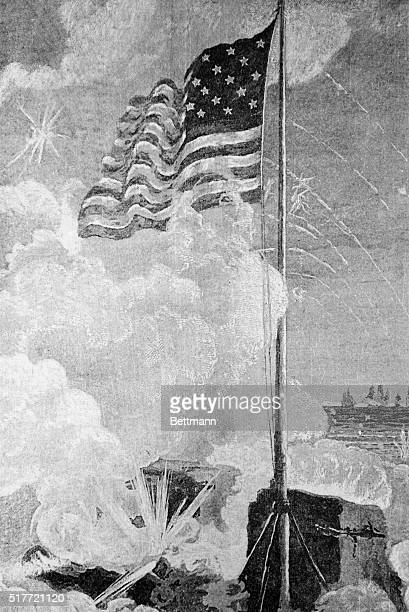 Fort McHenry Bombardment The Star Spangled Banner 1812